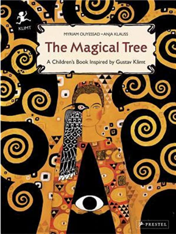 """Cover art for the book """"The Magical Tree"""" by Myriam Ouyessad"""