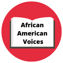 african american voices logo